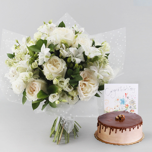 With Love Floral Package | Buy Packages / Bundles in Dubai UAE | Gifts