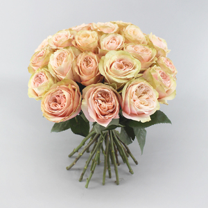 Everything's Peachy Flower Bouquet | Buy Flowers in Dubai UAE | Gifts