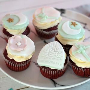 EID Mubarak Cupcakes   Buy Cakes in Dubai UAE   Gifts
