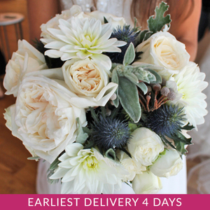 Blissful Bridal Bouquet | Buy Bridal Bouquets in Dubai UAE | Wedding flowers