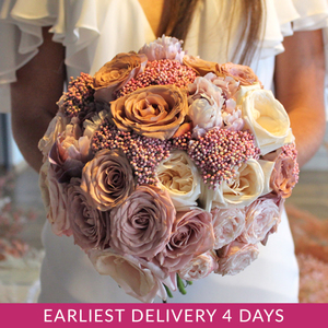 True Romance Bridal Bouquet | Buy Bridal Bouquets in Dubai UAE | Wedding flowers