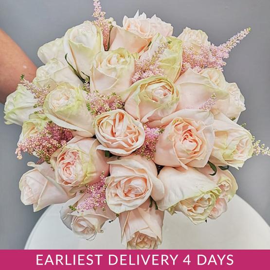 Eternal Love Bridal Bouquet Buy Bridal Bouquets In Dubai Uae