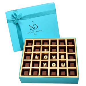 NJD I Love you Chocolates Box | Buy Chocolates in Dubai UAE | Gifts