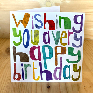 Happy Birthday To You Premium Card | Buy Stationary in Dubai UAE | Gifts