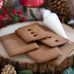 Ginger Bread House Kit by Pastel  Buy Christmas Flowers in Dubai UAE   Gifts