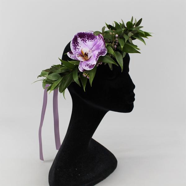 Lovestruck Head Piece | Buy Bridal Bouquets in Dubai UAE | Wedding flowers