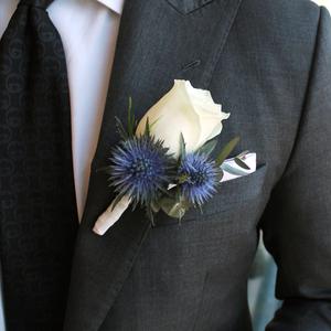Blissful Boutonniere | Buy Bridal Bouquets in Dubai UAE | Wedding flowers