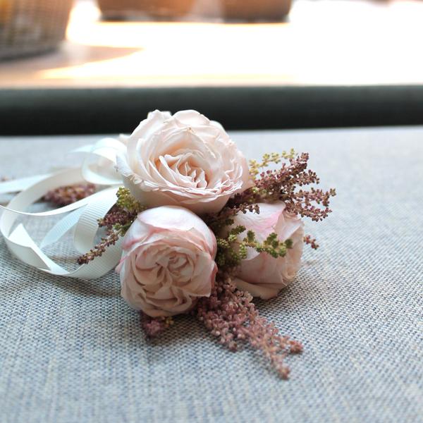 Eternal Love Corsage | Buy Bridal Bouquets in Dubai UAE | Wedding flowers