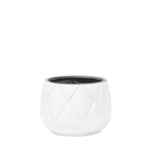 Ceramic Vase Small White