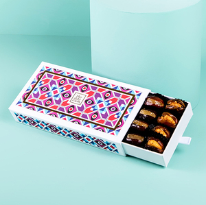 White Arabesque | Assorted Dates | Assorted Dates| Buy Chocolates Gifts in Dubai