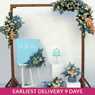 Hospital | Baby Shower Setup Oh Boy | Buy Flowers in Dubai UAE | Gifts