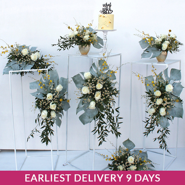 Hospital | Baby Shower Setup  What will it Be? | Buy Flowers in Dubai UAE | Gifts