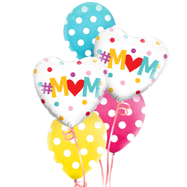 Mother's Day Balloon Package | Buy Balloons in Dubai UAE | Gifts