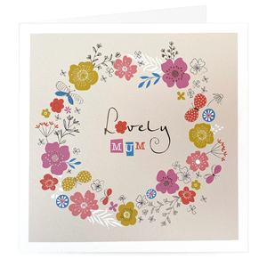 Lovely Mum Card   Buy Cards in Dubai UAE   Gifts