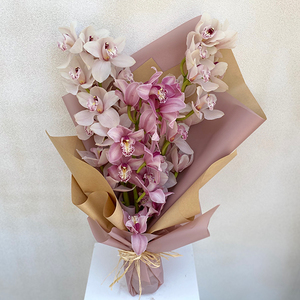 Cymbidium Orchids Bouquet | Buy Orchids in Dubai UAE | Gifts