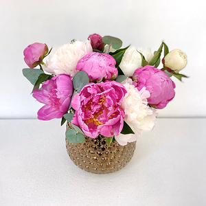 Peony Lover Flower Arrangement| Buy Flowers in Dubai UAE | Flower Bouquet