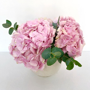 Pink Hydrangea Arrangement| Buy Flowers in Dubai UAE | Flower Bouquet
