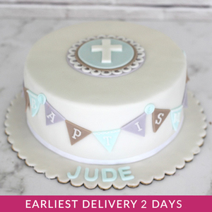 Christening Celebration Cake | Buy Cakes in Dubai UAE | Gifts