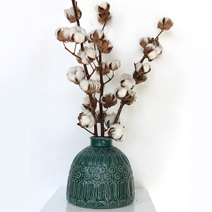 Foxy Cotton in a Vase | Buy Flowers in Dubai UAE | Gifts