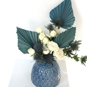 Superb Blue Blooms | Buy Flowers in Dubai UAE | Gifts