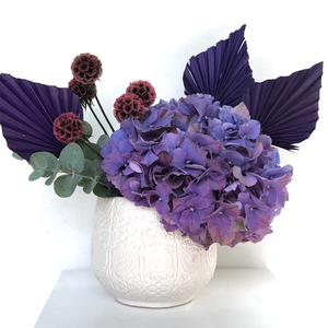 Divine Purple Arrangement| Buy Flowers in Dubai UAE | Flower Bouquet