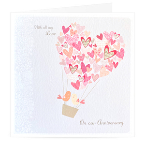 On Our Anniversary Card | Buy Birthday Cards in Dubai UAE | Gifts