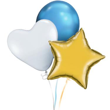 Party Balloon Mix - Fiesta| Buy Balloons in Dubai UAE | Gifts