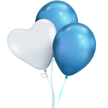 Party Balloon Mix - Jubliee| Buy Balloons in Dubai UAE | Gifts