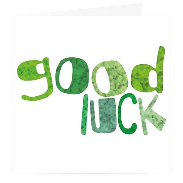 Good Luck Premium Card | Buy Stationary in Dubai UAE | Gifts